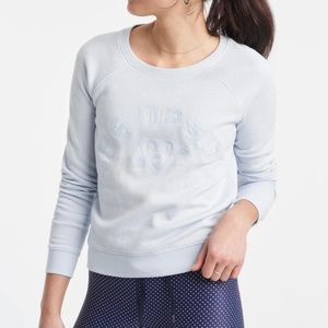 The Upside Bronte French Terry Pullover Sweater
